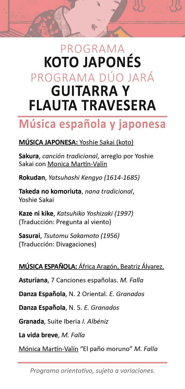 Programa Koto Guitarra-02
